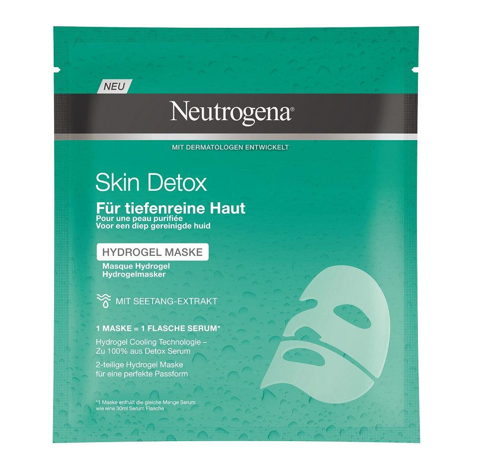 Skin Detox Hydrogelmasker