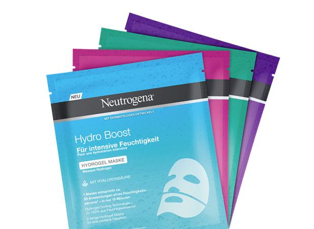 Neutrogena®-maskers