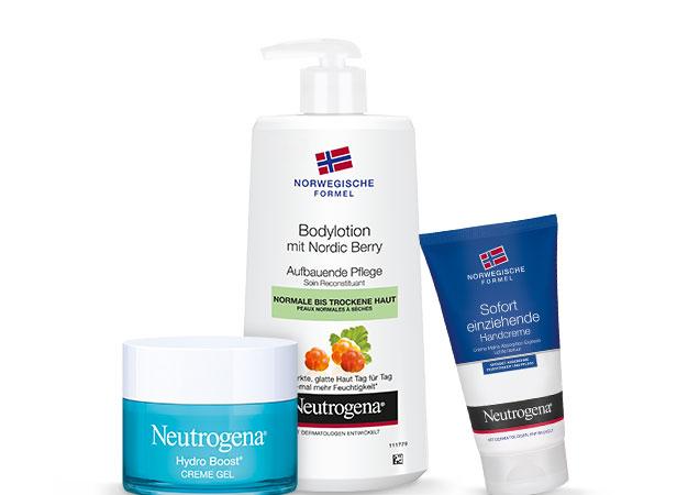 Neutrogena® verzorging voor normale huid