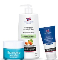 Neutrogena® FAQ's over onze producten
